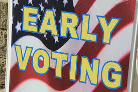 Early voting for Aug. 6 election begins July 17th