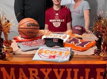 CHS's Wandell signs with Maryville