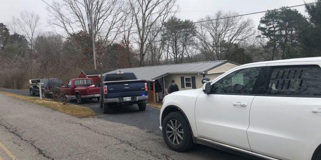CCSO raids home, arrests one